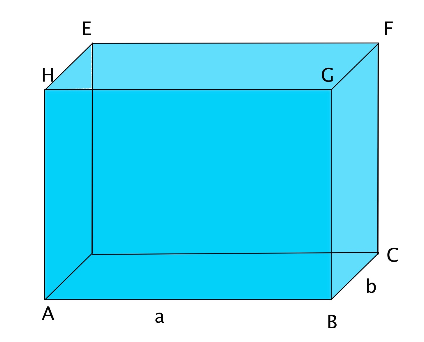 Quader Volumen