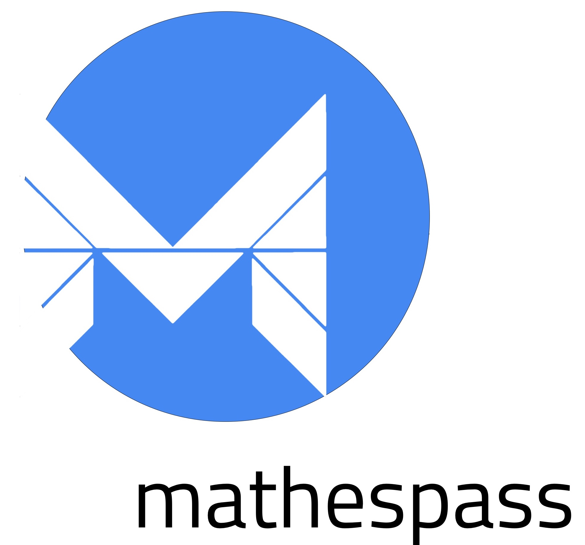 mathespass.at Logo